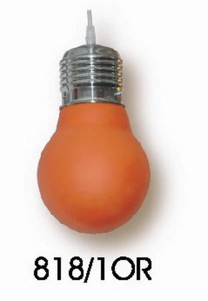 โคมไฟห้อยเดี่ยว G-Asia No.818-1OR