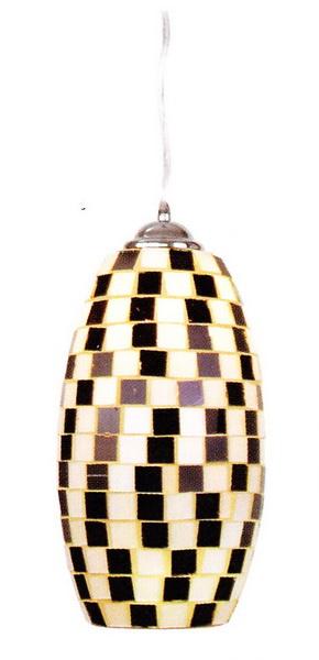 โคมไฟห้อยเดี่ยว EVL No.CH-7050-1BK