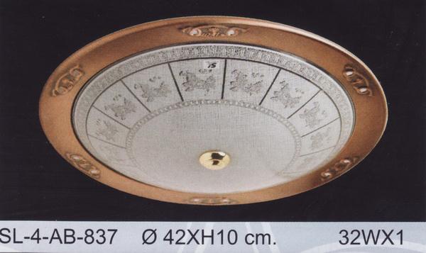 โคมไฟ 32W No.SL-4-AB-837
