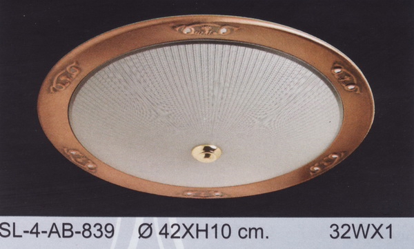 โคมไฟ 32W No.SL-4-AB-839