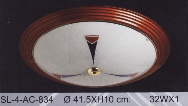 โคมไฟ 32W No.SL-4-AC-834