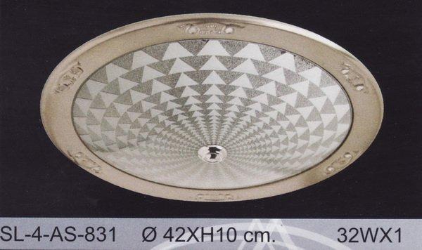 โคมไฟ 32W No.SL-4-AS-831