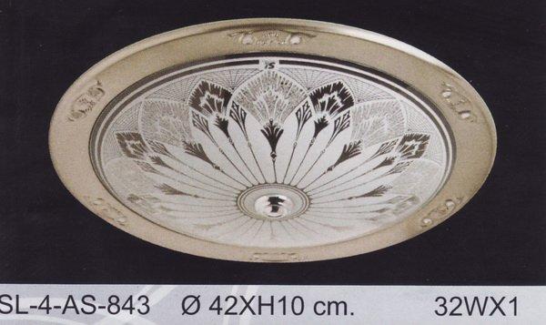โคมไฟ 32W No.SL-4-AS-843
