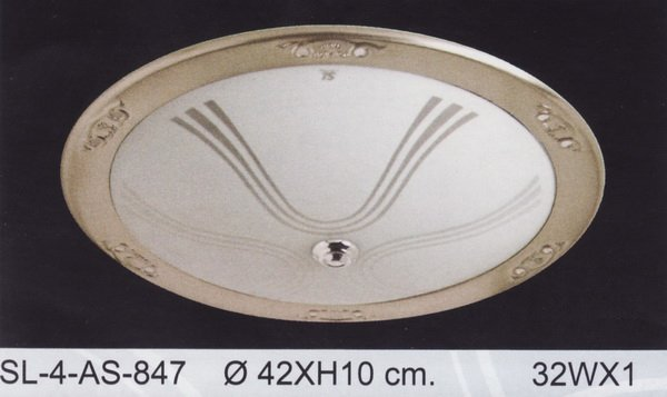 โคมไฟ 32W No.SL-4-AS-847