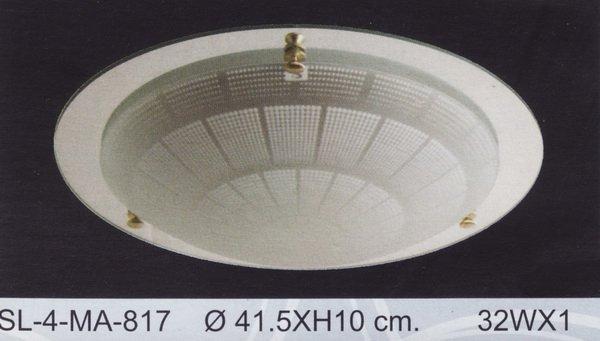 โคมไฟ 32W No.SL-4-MA-817