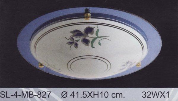 โคมไฟ 32W No.SL-4-MB-827