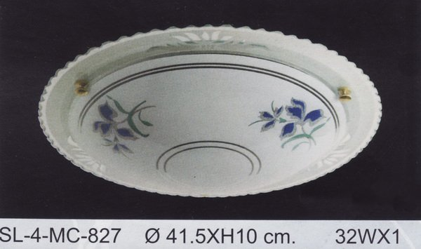 โคมไฟ 32W No.SL-4-MC-827