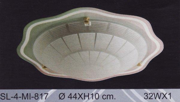 โคมไฟ 32W No.SL-4-MI-817