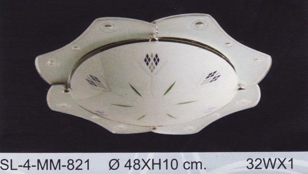 โคมไฟ 32W No.SL-4-MM-821