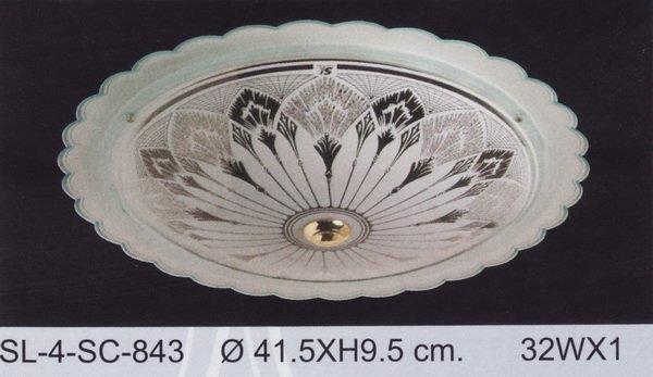 โคมไฟ 32W No.SL-4-SC-843