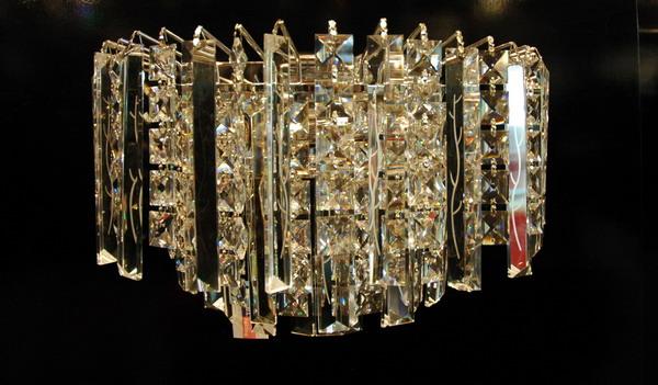 โคมไฟกิ่ง Crystal WL No.WL-63382-2CH
