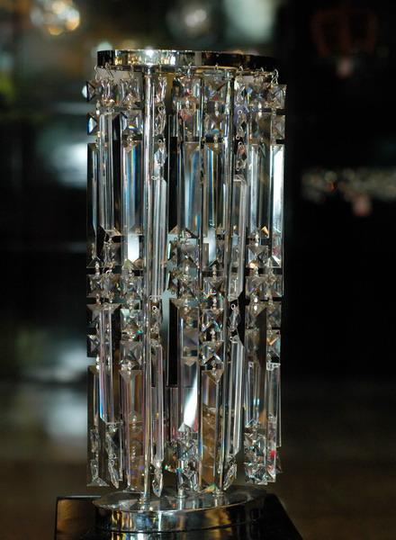โคมไฟตั้งโต๊ะ Crystal WL No.WL-64578-180CH